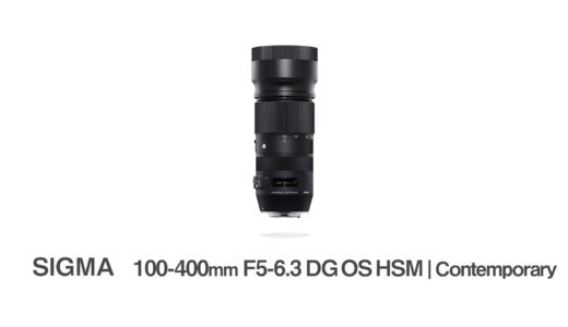 ライトバズーカ SIGMA 100-400mm F5-6.3 DG OS HSMを買うべき5つの理由