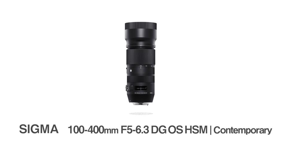 SIGMA 100-400mm F5-6.3 DG OS HSM