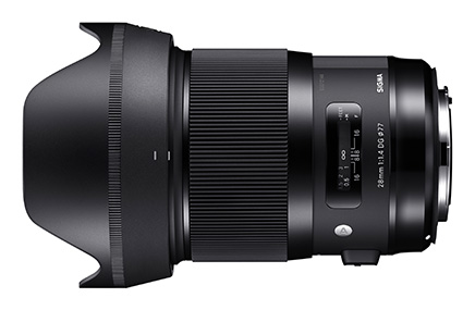 SIGMA 288mm F1.4