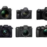オススメミラーレスカメラ