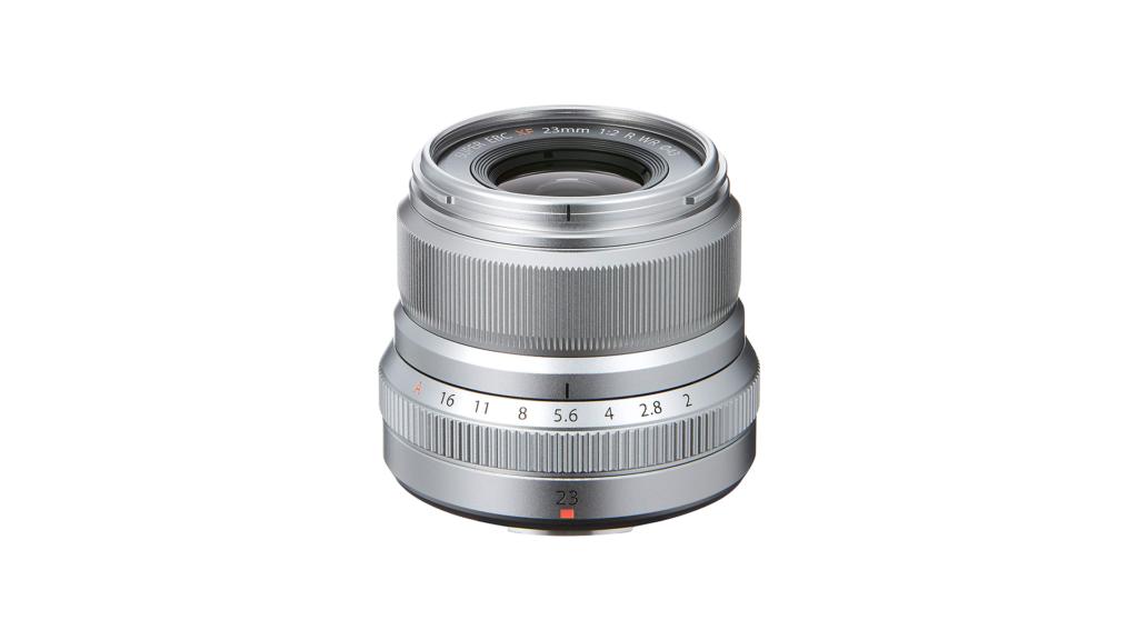 Fujifilm XF 23mm F2 R WR S