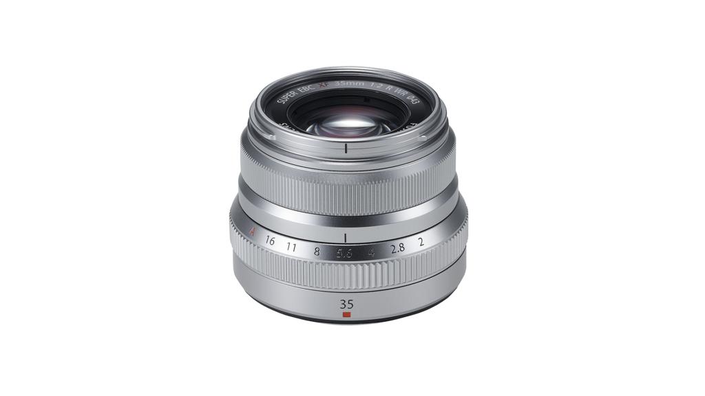 Fujifilm XF 35mm F2 R WR S