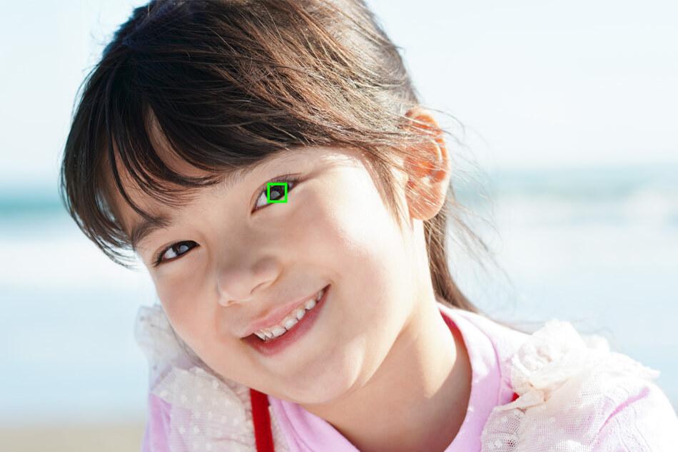 Sony a6400で撮影した少女