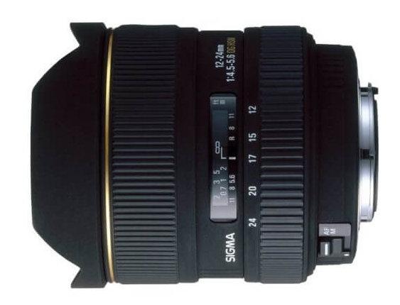 SIGMA 12-24mm F4.5-5.6 EX DG