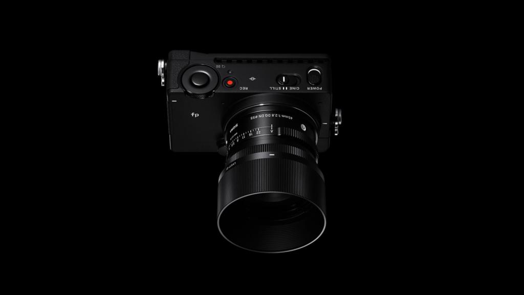SIGMA fp - SIGMA 45mm F2.8 DG DN