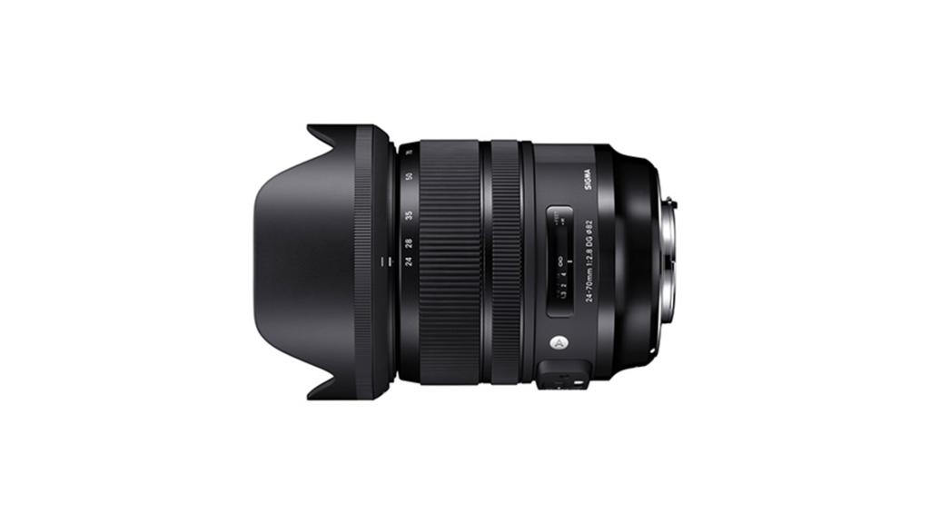 SIGMA 24-70mm F2.8 DG OS HSM_