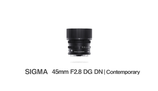 SIGMA 45mm F2.8 DG DN : 金属製ボディと綺麗なボケが魅力なシグマのミラーレス用単焦点レンズ